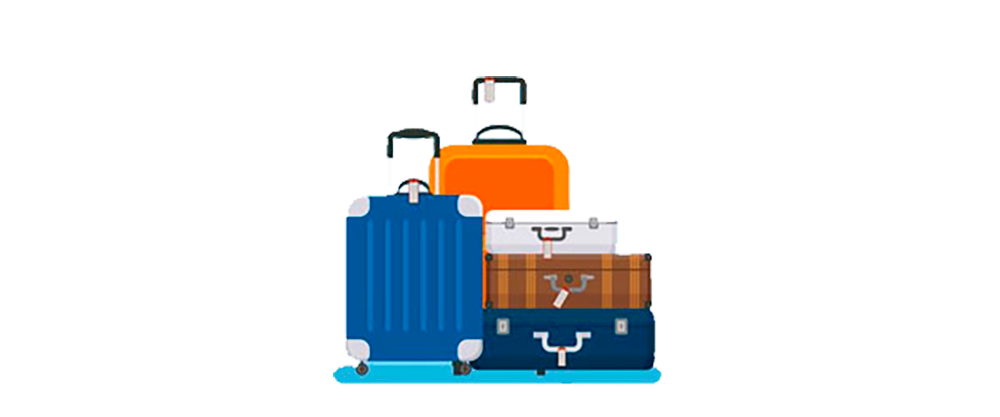 Reclaim lost baggage Scandinavian Airline System